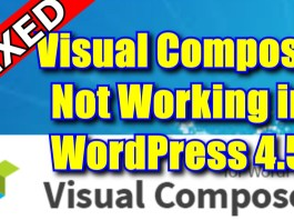 visual composer for wordpress free, visual composer wordpress plugin, visual composer not working properly, visual composer doesn't work, visual composer not working in wordpress 4.5, visual composer not working wordpress, visual composer not working on posts,