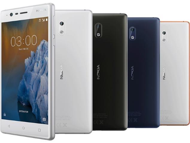 nokia 3,nokia 3 andriod smartphone,nokia smartphone, nokia smartphone 2017