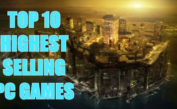TOP 10 HIGHEST SELLING PC GAMES