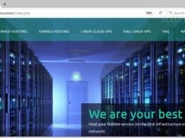 deep web hosting