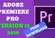 ADOBE PREMIERE PRO VERSION 13-2019