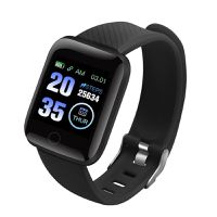 Fitpro 116 Plus Fitness Tracker Smart Watch with Heartrate Monitor