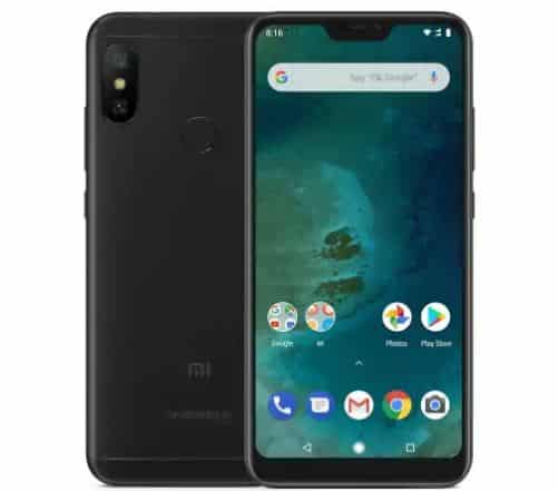 Xiaomi Mi A2 and Mi A2 Lite Design, Specifications, and Price Spotted Online