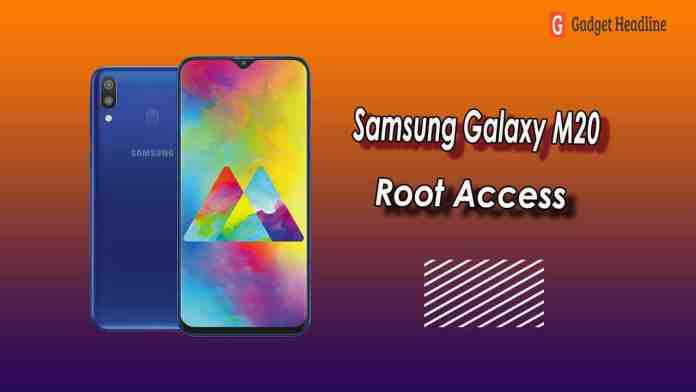 How to Root Samsung Galaxy M20 Device