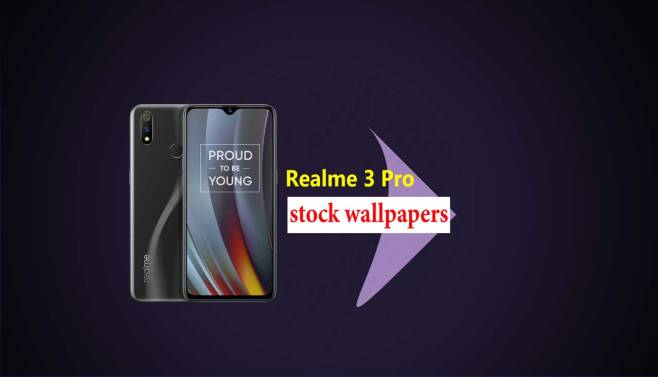 Download Realme 3 Pro Stock Wallpapers