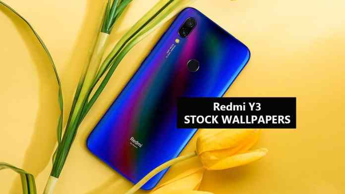 Download Redmi Y3 Stock Wallpapers