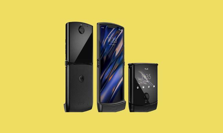 Download Motorola Razr Stock Wallpapers (2019)