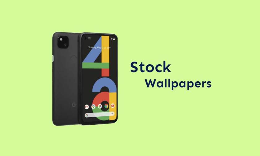 Google Pixel 4A Stock Wallpapers (Download)