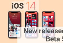 iOS 14 Beta 5 and iPadOS 14 Beta 5 releases