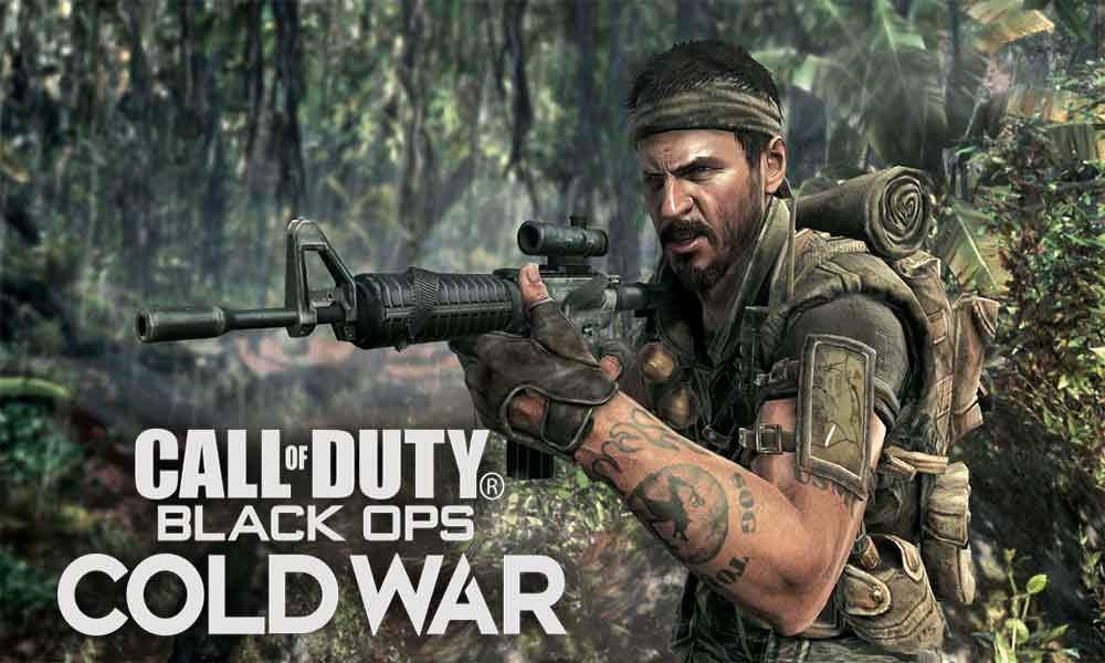 Call Of Duty Black Ops Cold War Pc System Requirements Gadget Headline