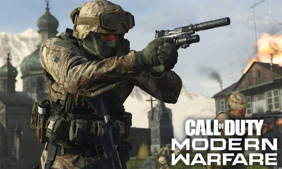 Easy Steps to Fix Vivacious Call of Duty Modern Warfare Error Code