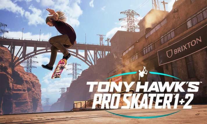 Fix Tony Hawk Pro Skater 1 + 2 Fatal UE4 Error