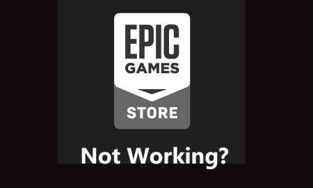 How to Fix Epic Games Store Free Games Not Working