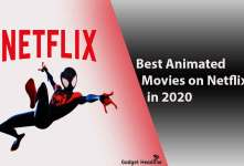 Best Animated Movies on Netflix in 2020