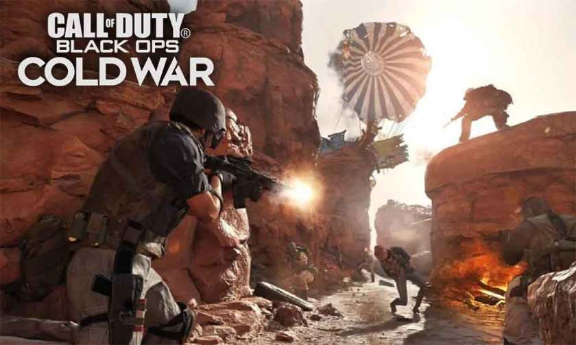 How to play Call of Duty Black Ops Cold War in Split Screen