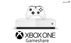 How to use Gameshare on Xbox One