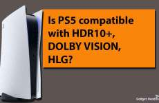 Is PS5 compatible with HDR10+, DOLBY VISION, HLG?