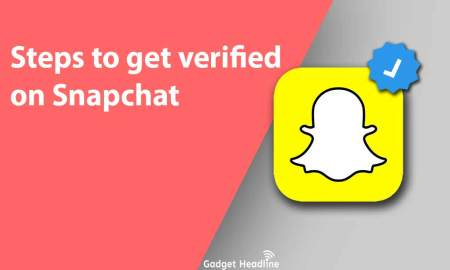 Steps to get verified on Snapchat (2021)