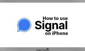 How to Use Signal Messenger on iPhone
