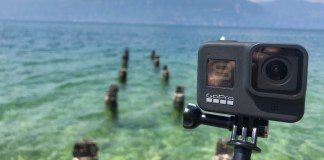 GoPro Hero 8 Black e Zeus Mini faretto LED - recensione review | GadgetLand.it