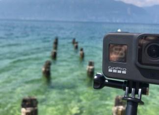 GoPro Hero 8 Black e Zeus Mini faretto LED - recensione review   GadgetLand.it