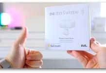 Eve Door & Window - sensore smart homekit google home alexa - recensione review | GadgetLand.it