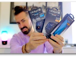 Catalyst Case Waterproof e Impact Protection per Apple Watch - recensione review | GadgetLand.it