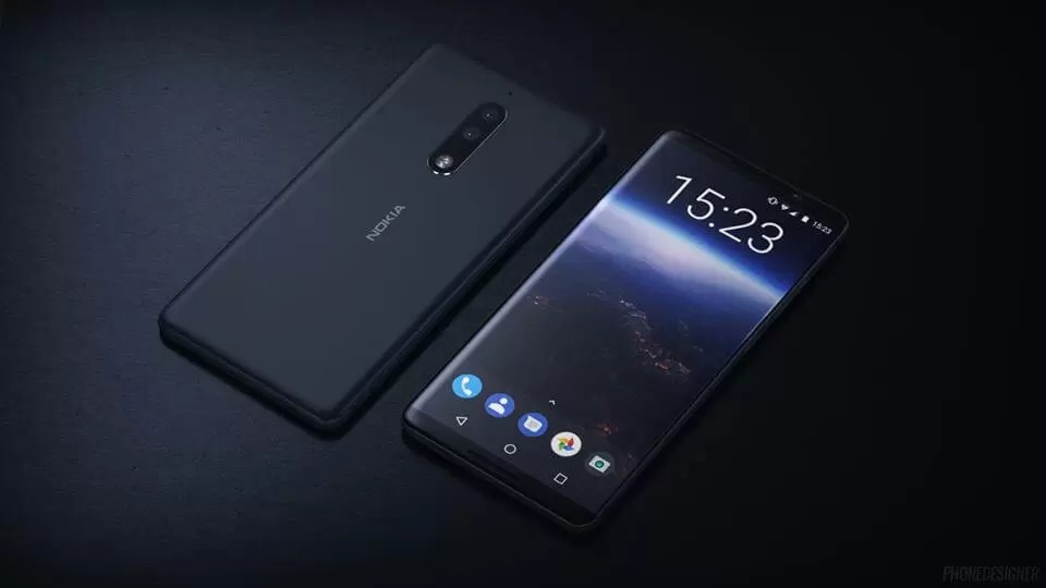 If the Nokia 9 Looks or Arrive with these specs, We're Sold