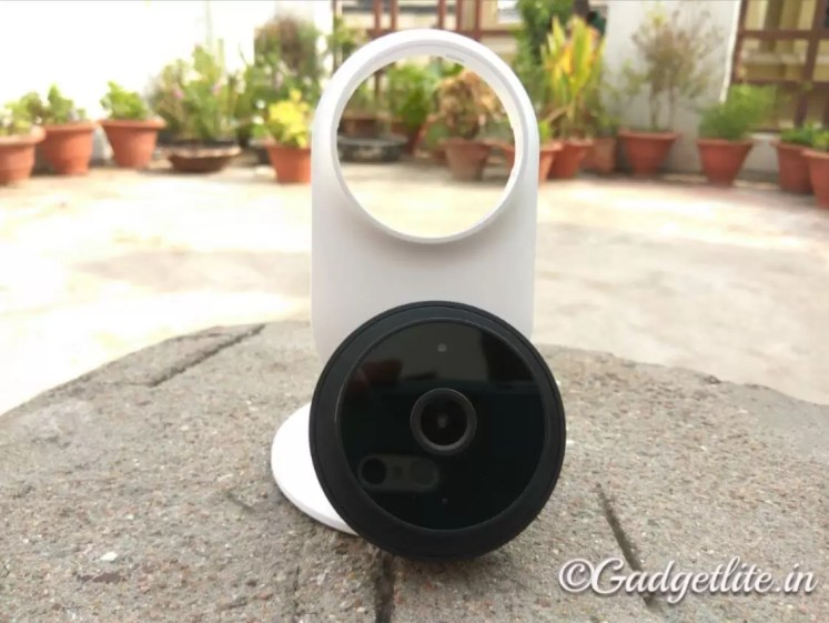 Xiaomi security ip camera Design