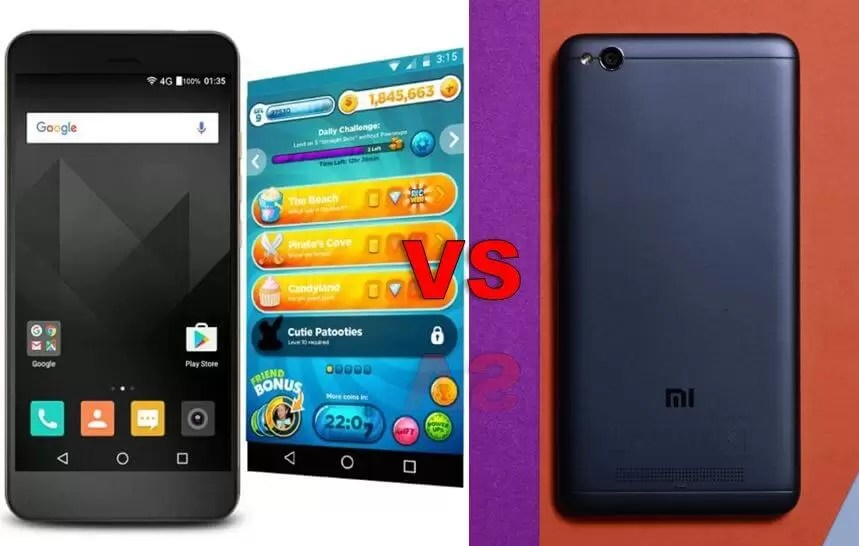 YU Yunique 2 vs Xiaomi Redmi 4A; Who is the King in Budget Segment?