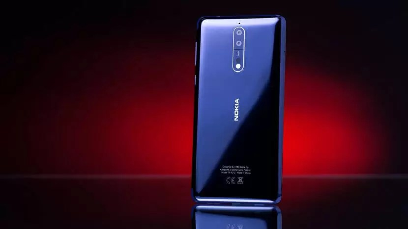 Here are the top 5 features of recent launch Nokia 8