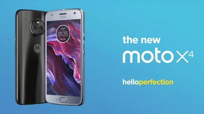 Moto X4 Android One launched for Project Fi at $399