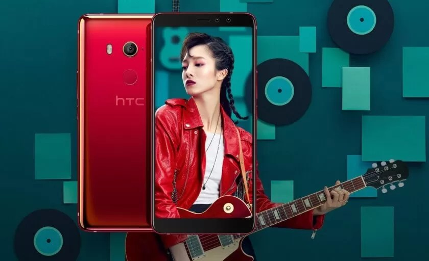 HTC 11 EYEs launched with dual selfie camera & a 3,930 mAh battery
