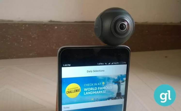 Insta360 Air Review