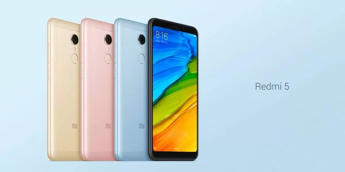 Xiaomi Redmi 5 with 18:9 Display and Selfie light launched; Price, Specs