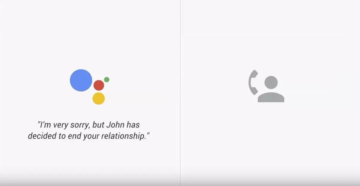 "Google Duplex ""Dumping Girlfriend"" Demo is Hilarious!"