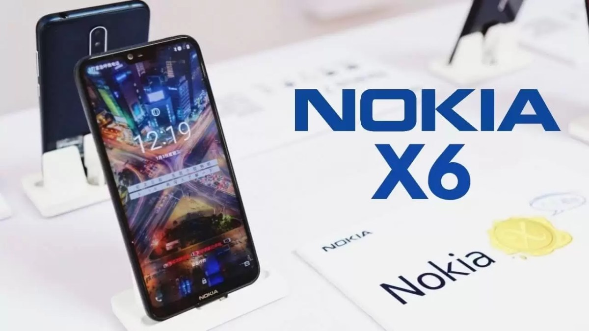 Nokia X6 goes official with 19:9 Display And Dual Rear Cameras in China