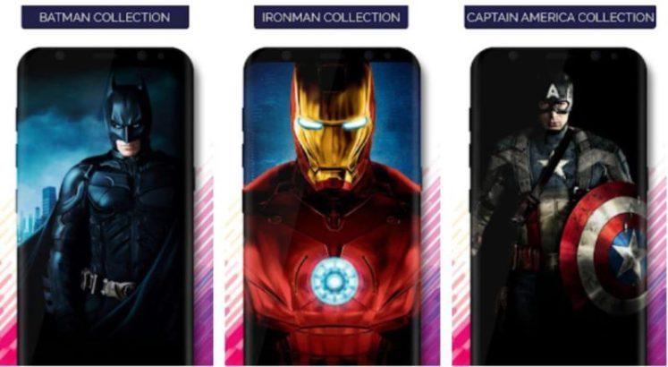 superhero Wallpaper