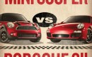 Mini fordert Porsche heraus!