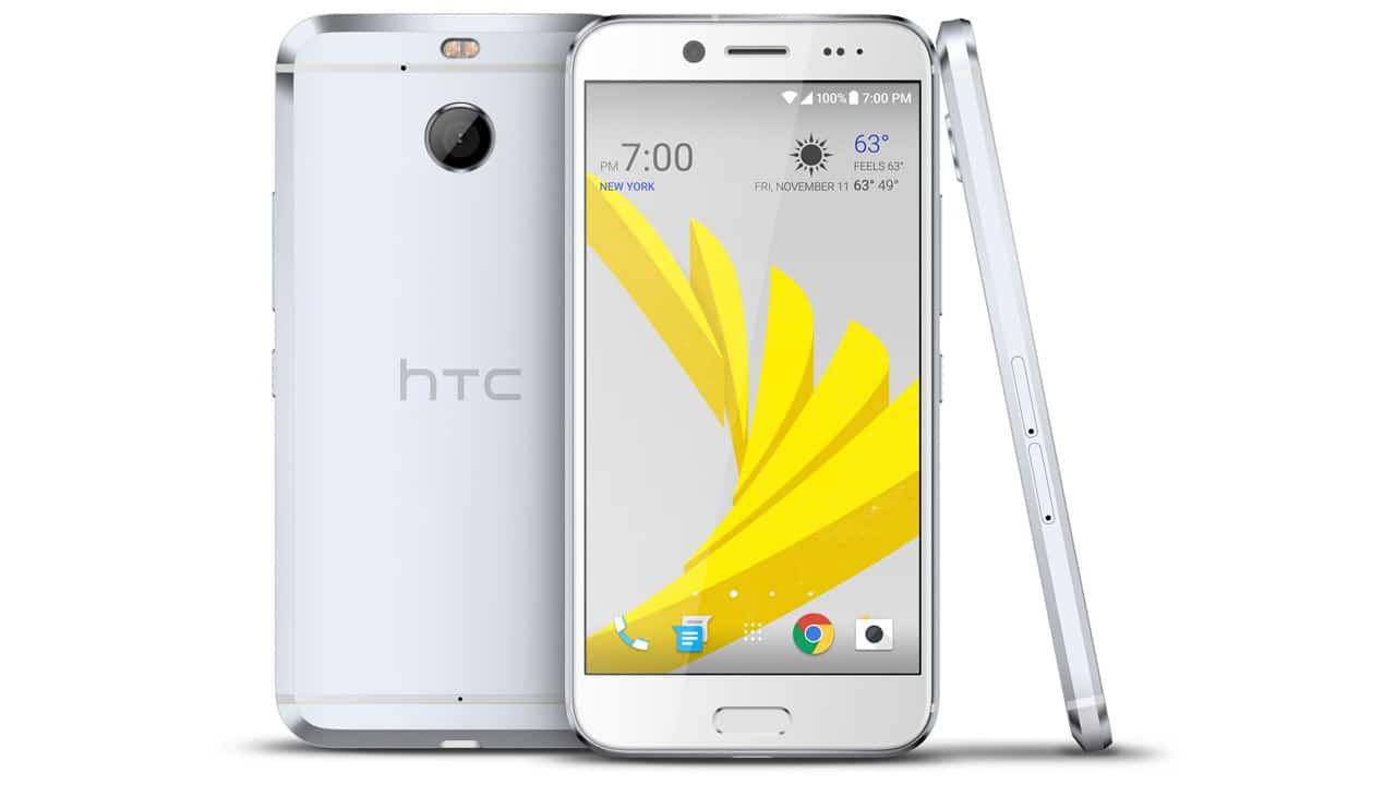 HTC Bolt white