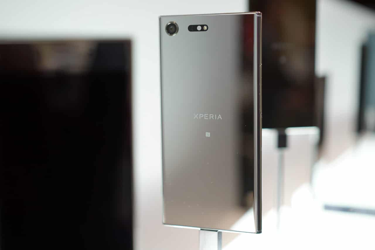 sony xperia xz premium is the first 4k hdr smartphone. Black Bedroom Furniture Sets. Home Design Ideas