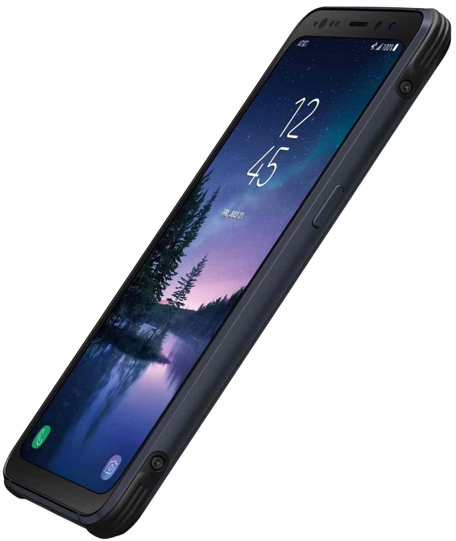 Samsung Galaxy S8 Active high resolution render