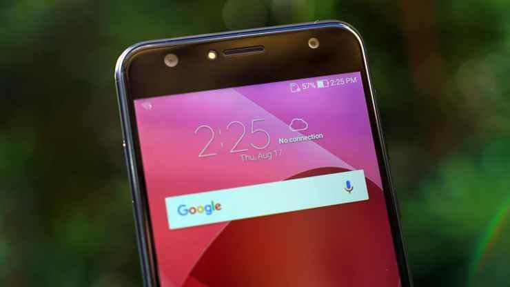 ASUS ZenFone 4 Selfie cameras