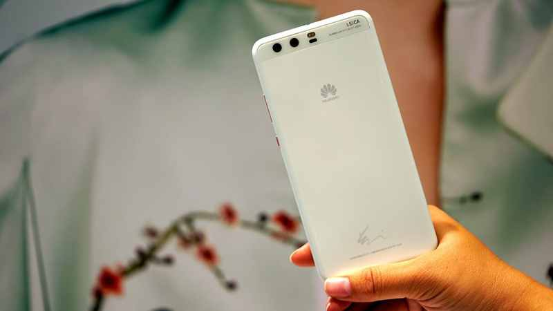Huawei P10 Plus special edition