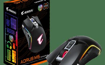 Gigabyte Aorus M5