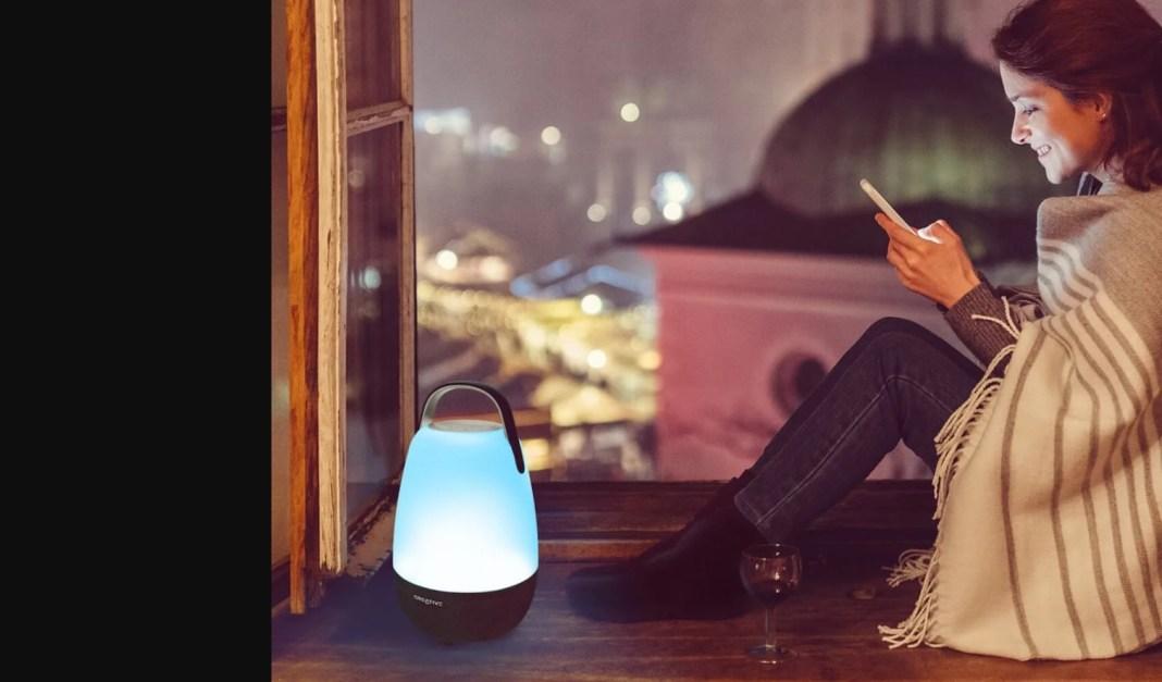 Creative Nova Portable Alexa Smart Speaker