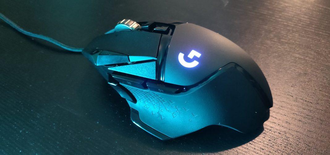 logitech g502hero