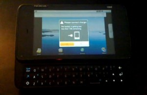 Android on N900