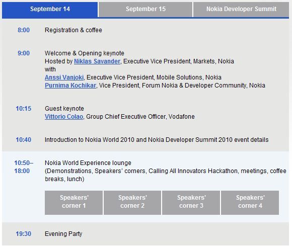 , New Phones to be Launched at Nokia World 2010, Gadget Pilipinas, Gadget Pilipinas