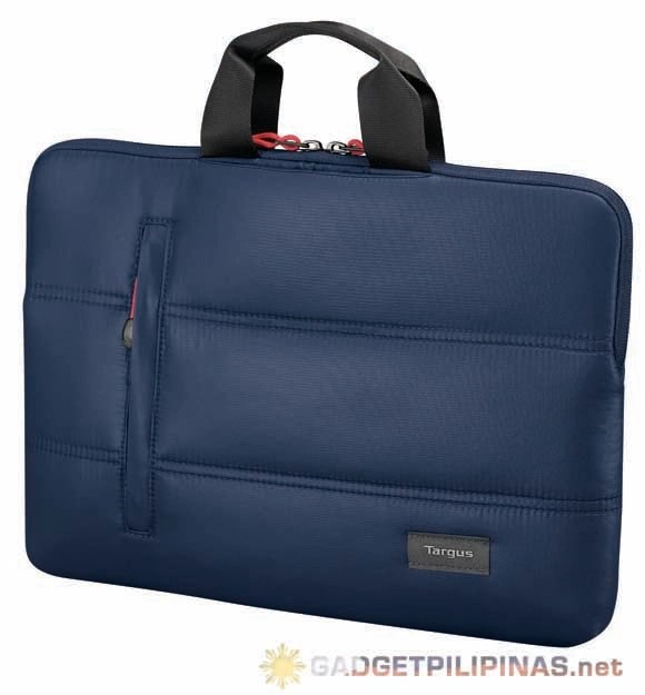 TSS593AP - 9.7'' Crave II Slipcase for MacBook - Midnight Blue-front-left
